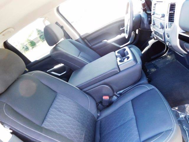 2017 Nissan Titan for sale at Denver Auto Company in Parker CO
