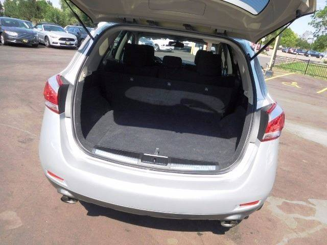2013 Nissan Murano for sale at Denver Auto Company in Parker CO