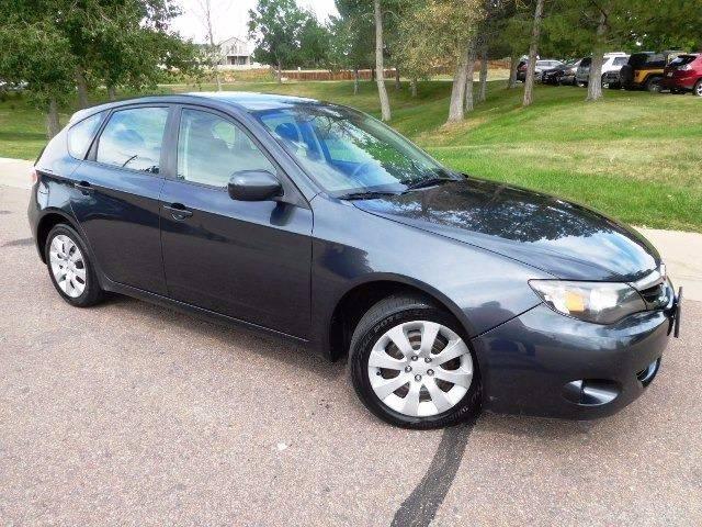 2011 Subaru Impreza for sale at Denver Auto Company in Parker CO