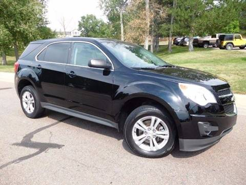 2014 Chevrolet Equinox for sale at Denver Auto Company in Parker CO