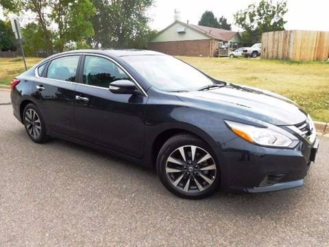 2017 Nissan Altima for sale in Parker, CO