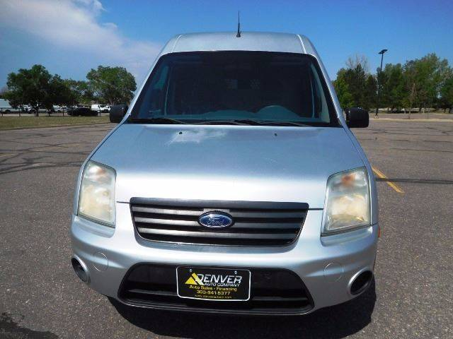 2010 Ford Transit Connect for sale at Denver Auto Company in Parker CO