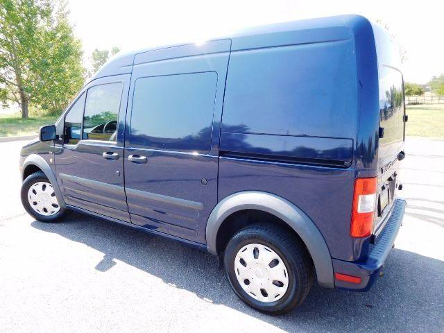 2013 Ford Transit Connect for sale at Denver Auto Company in Parker CO