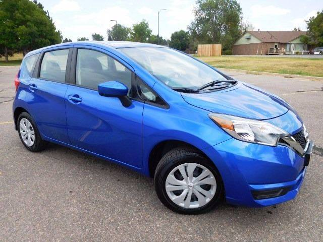 2017 Nissan Versa Note for sale at Denver Auto Company in Parker CO