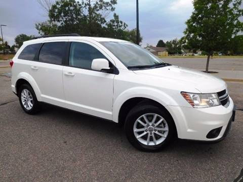 2016 Dodge Journey for sale at Denver Auto Company in Parker CO