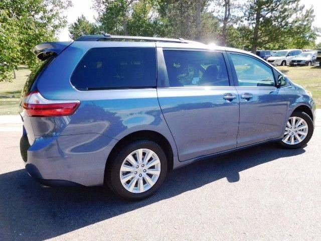 2015 Toyota Sienna for sale at Denver Auto Company in Parker CO