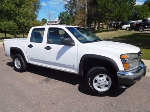2006 Chevrolet Colorado for sale at Denver Auto Company in Parker CO
