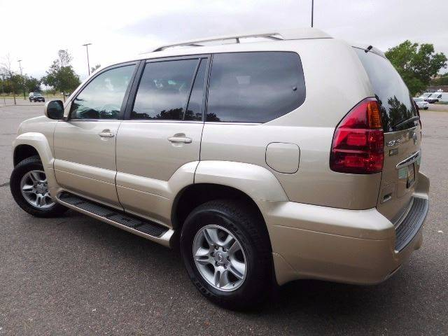 2007 Lexus GX 470 for sale at Denver Auto Company in Parker CO