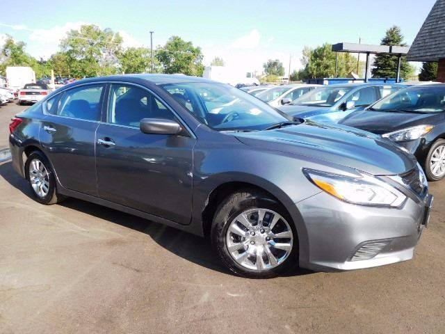 2016 Nissan Altima for sale at Denver Auto Company in Parker CO