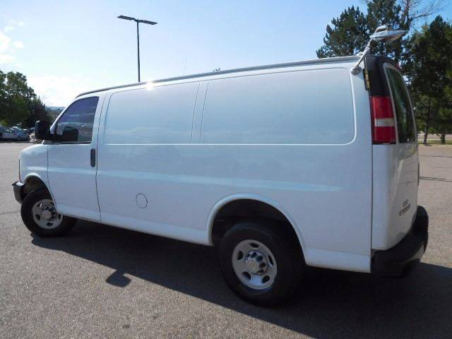 2007 Chevrolet Express Cargo for sale at Denver Auto Company in Parker CO