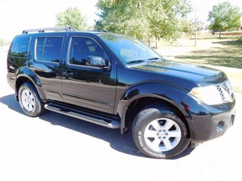 2011 Nissan Pathfinder for sale at Denver Auto Company in Parker CO