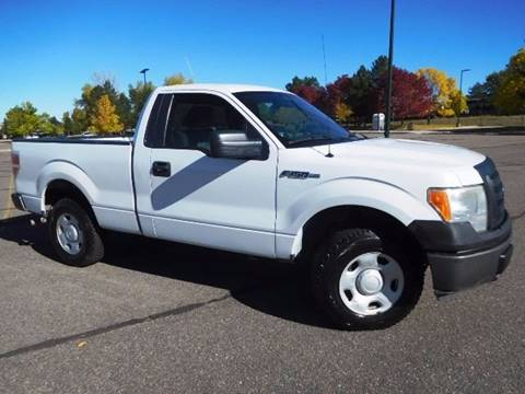 2009 Ford F-150 for sale in Parker, CO