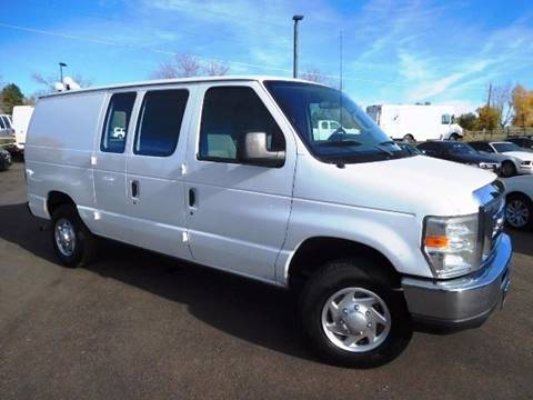 2010 Ford E-Series Cargo for sale in Parker, CO