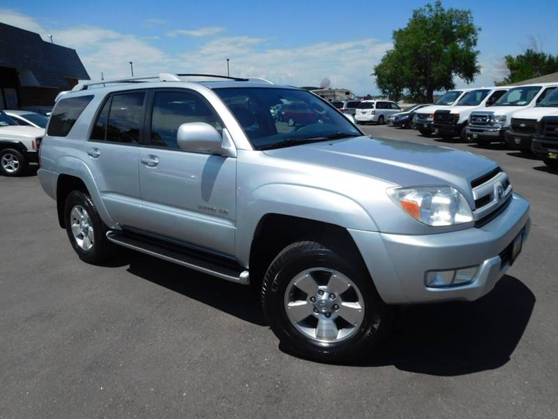 2003 Toyota 4Runner For Sale At Denver Auto Company In Parker CO