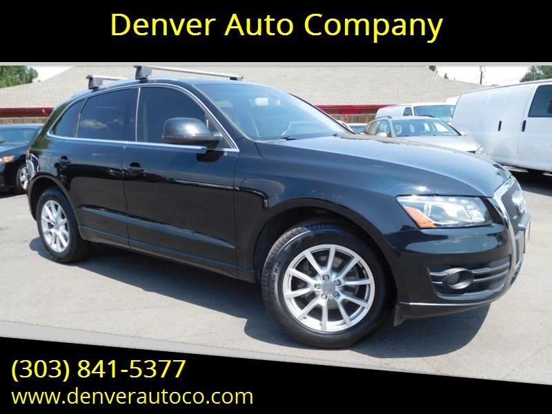 Audi Q T Quattro Premium Plus In Parker CO Denver Auto - Parker audi