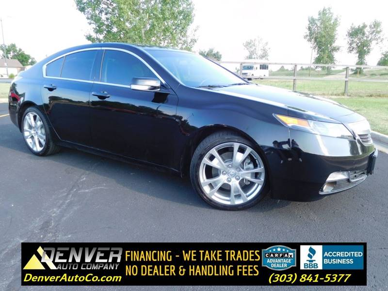 Acura TL SHAWD WAdvance In Parker CO Denver Auto Company - Acura tl awd for sale