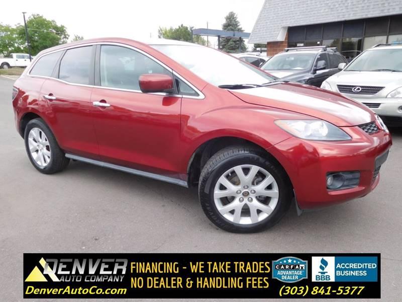 2007 Mazda CX 7 For Sale At Denver Auto Company In Parker CO