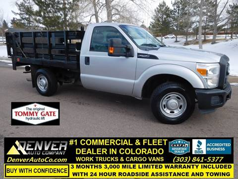 2012 Ford F-250 Super Duty for sale at Denver Auto Company in Parker CO