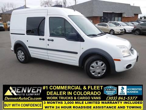 Cargo Van For Sale in Parker, CO - Denver Auto Company