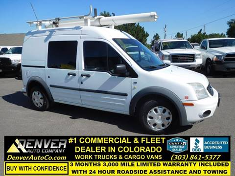 2013 Ford Transit Connect for sale in Parker, CO