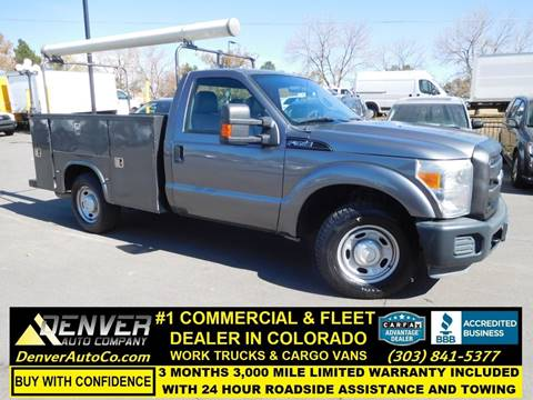 2011 Ford F-350 Super Duty for sale in Parker, CO