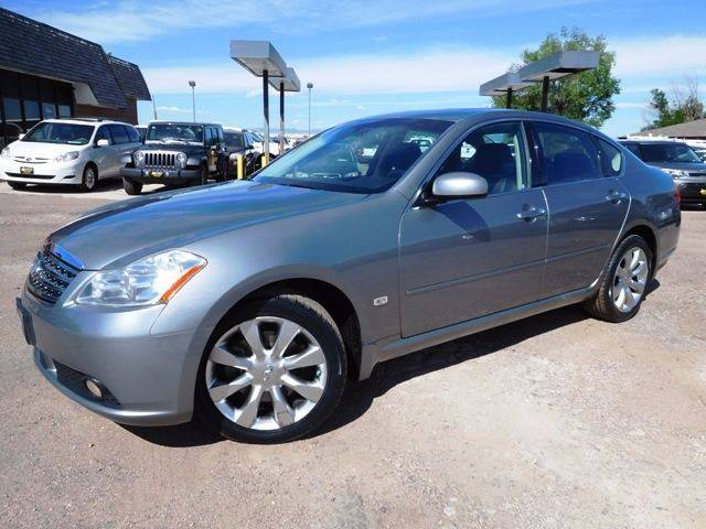 2006 Infiniti M35 for sale at Denver Auto Company in Parker CO