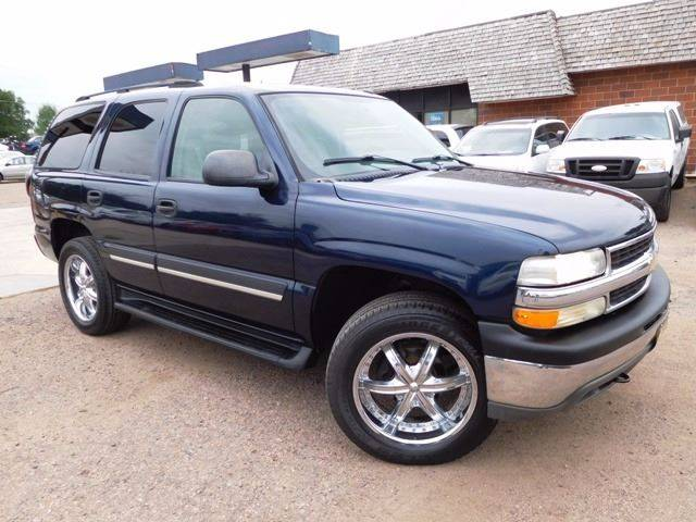 2005 Chevrolet Tahoe for sale at Denver Auto Company in Parker CO