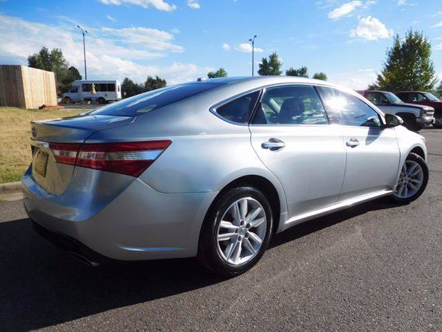 2015 Toyota Avalon for sale at Denver Auto Company in Parker CO