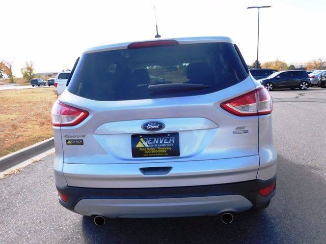 2013 Ford Escape for sale at Denver Auto Company in Parker CO