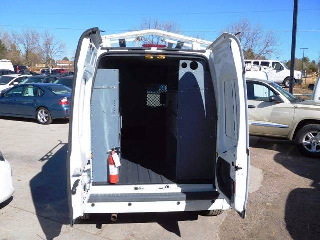 2012 Ford Transit Connect for sale at Denver Auto Company in Parker CO