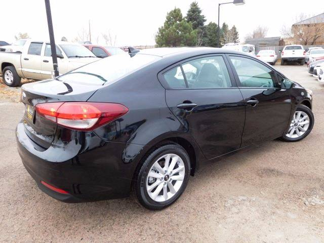 2017 Kia Forte for sale at Denver Auto Company in Parker CO