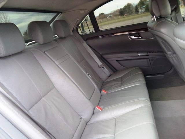 2007 Mercedes-Benz S-Class for sale at Denver Auto Company in Parker CO