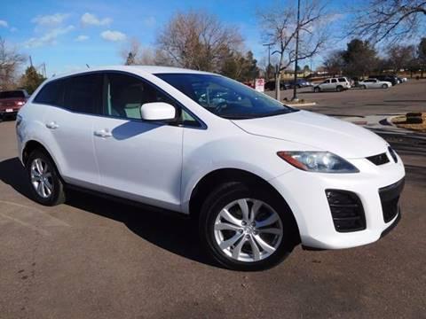 2010 Mazda CX-7 for sale at Denver Auto Company in Parker CO