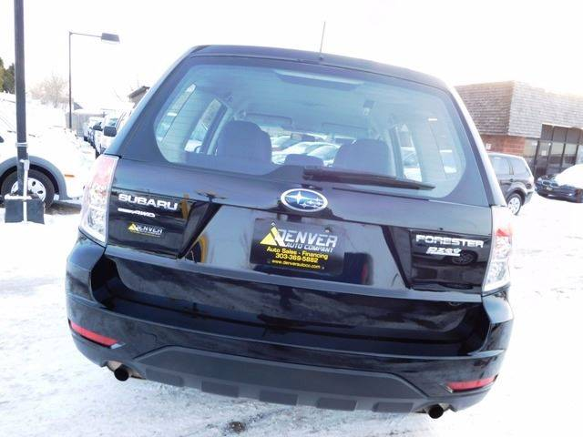 2013 Subaru Forester for sale at Denver Auto Company in Parker CO