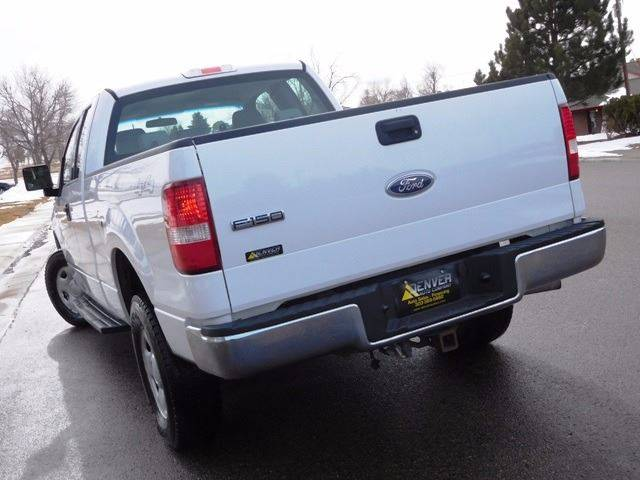 2004 Ford F-150 for sale at Denver Auto Company in Parker CO