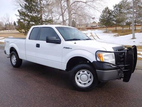 2011 Ford F-150 for sale at Denver Auto Company in Parker CO