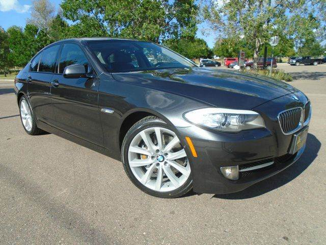 2011 BMW 5 Series for sale at Denver Auto Company in Parker CO