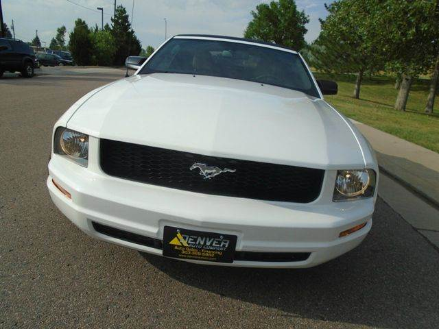 2007 Ford Mustang for sale at Denver Auto Company in Parker CO