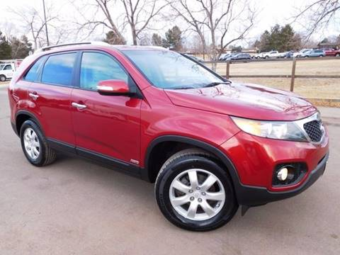 2011 Kia Sorento for sale at Denver Auto Company in Parker CO