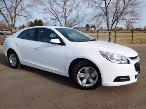 2016 Chevrolet Malibu Limited for sale at Denver Auto Company in Parker CO