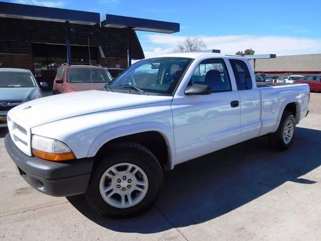 2003 Dodge Dakota for sale at Denver Auto Company in Parker CO