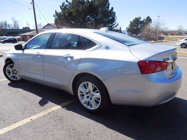 2015 Chevrolet Impala for sale at Denver Auto Company in Parker CO