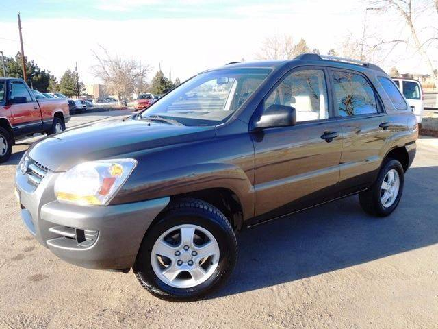 2007 Kia Sportage for sale at Denver Auto Company in Parker CO
