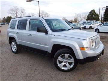 2011 Jeep Patriot for sale at Denver Auto Company in Parker CO