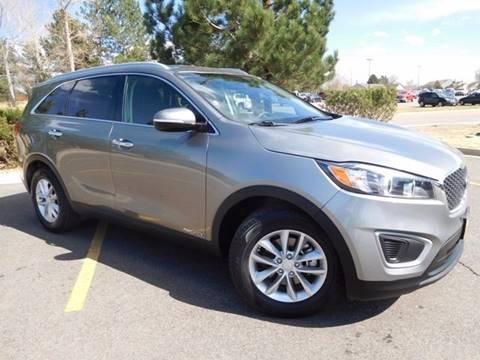 2016 Kia Sorento for sale at Denver Auto Company in Parker CO
