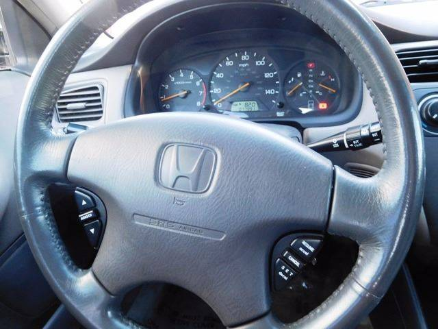 2002 Honda Accord for sale at Denver Auto Company in Parker CO