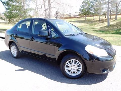 2012 Suzuki SX4 for sale at Denver Auto Company in Parker CO