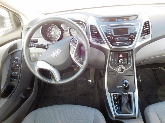 2015 Hyundai Elantra for sale at Denver Auto Company in Parker CO