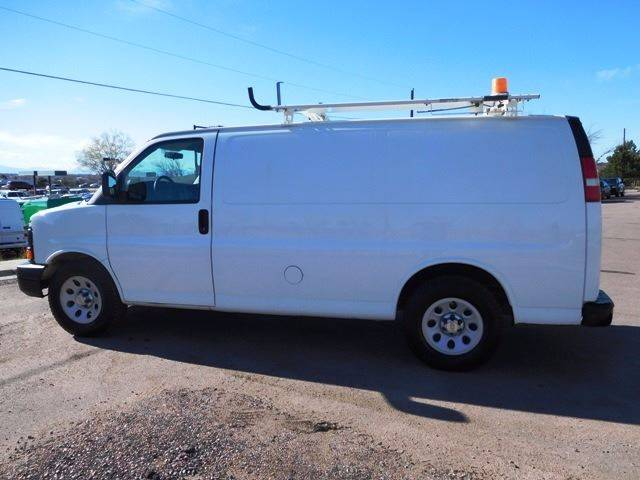 2011 Chevrolet Express Cargo for sale at Denver Auto Company in Parker CO