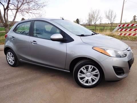 2012 Mazda MAZDA2 for sale in Parker, CO